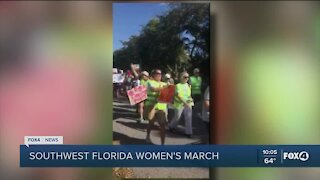 Southwest Florida Women's March fights for equality