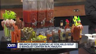 Sunday Brunch At Fox Hills - Video