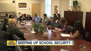 Haines City police increasing presence in all of their schools - Video