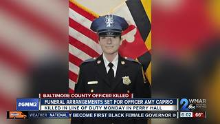 Remembering Officer Amy Caprio - Video