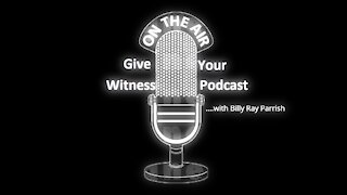 Give Your Witness Podcast Thanksgiving