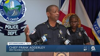 West Palm Beach mayor, police chief deny allegations of police violence