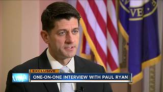 Paul Ryan discusses the benefits of new tax plan - Video