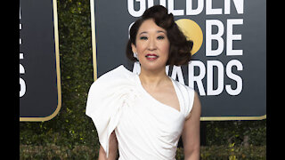 Sandra Oh: I'm proud to be Asian
