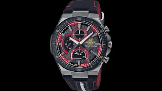 Casio Edifice Honda Racing Limited Edition Watch EFS560HR-1A Review