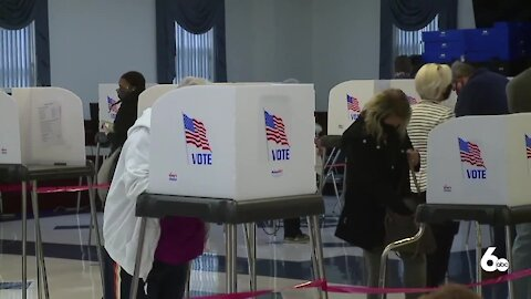 How one organization is helping voters get to the polls