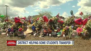 District helping some students transfer - Video