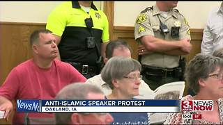 Pottawattamie County GOP leader invites group to talk about 'radical Islam' - Video