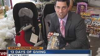 13 Days of Giving on Action News at Midday - Video