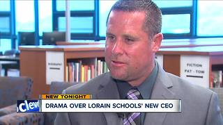 Lorain school board questions CEO hiring process - Video