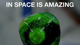 HD Video Of Water In Space Will Amaze You - Video