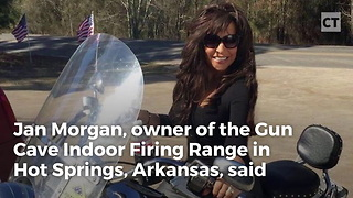 Gun Range Owner Who Banned Muslims Running for Governor