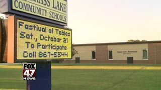 Parents pulling kids from Grass Lake Schools over transgender bathroom decision - Video