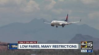 Let Joe Know: Bigger airlines offering basic economy flights - Video