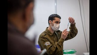 12,400 People in Israel Tested Positive for Coronavirus AFTER Being Injected with Pfizer Jab!