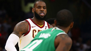 LeBron James BLASTS Kyrie Irving for Saying the Cavs Didn't Want Him Anymore - Video