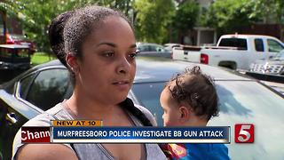 Murfreesboro Police Investigate Incidents Involving BB Guns - Video