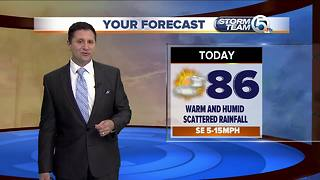 South Florida Thursday morning forecast (5/31/18) - Video