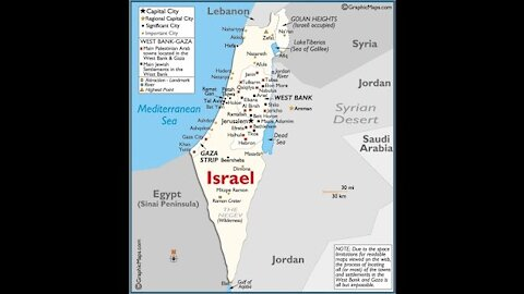 """""""Palestine"""" is a Lie. Facts & History on Re-Birth of Israel. [Mirrored]"""