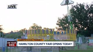 How the Hamilton County Fair keeps rides safe for fairgoers - Video