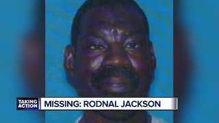 Detroit Police search for missing Rodnal Jackson