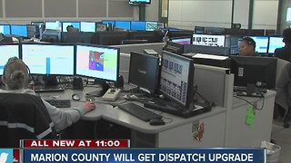 Marion County will get new dispatch upgrade - Video