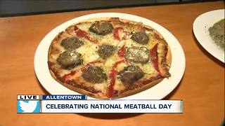 National Meatball Day at A Street Meatball Market