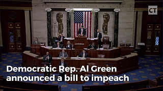 More Democrats Vote for Trump Than Against Him on Impeachment - Video