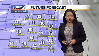 Elissa Wilson's Saturday evening Storm Team 4cast - Video