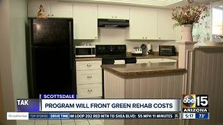 Scottsdale helping residents upgrade homes for less - Video