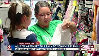 Saving money this back to school season - Video