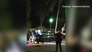 Two-vehicle crash in Delray Beach injures multiple people - Video