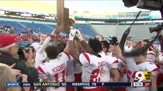 Beechwood claims lucky 13th state title - Video