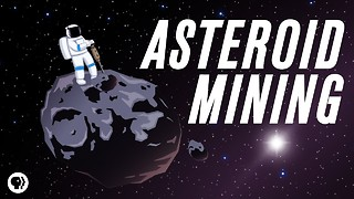 Asteroid Mining: Our Ticket To Living Off Earth?