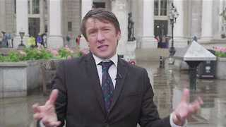 Jonathan Pie Does not Take Kindly to Donald Trump - Video