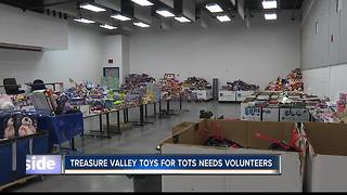 Volunteers, donations needed for  Toys for Tots - Video