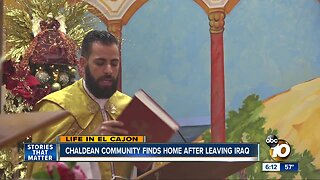 Chaldean community finds home after leaving Iraq