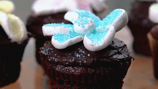 Marshmallow Cake Toppers - Video