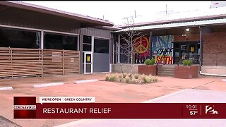 Tulsa restaurant relief fund open for donations
