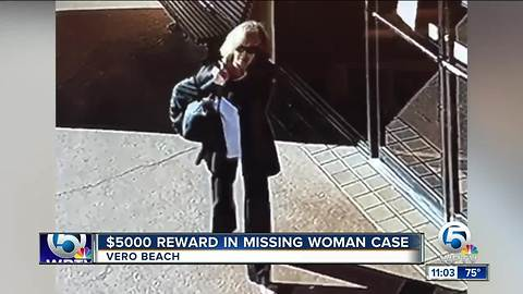 Family's plea to bring missing woman home struggling with dementia