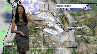 Karen Lehr's On Your Side Forecast: Tuesday, December 26, 2017 - Video