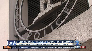 City council to vet next police commissioner - Video