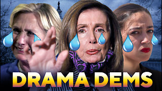 Tear-Filled Drama From The Democrats