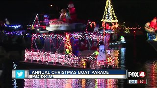 Cape Coral's 42nd Annual Christmas Boat Parade