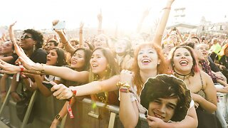 The Changing Tunes Of Music Festivals From Woodstock To Coachella