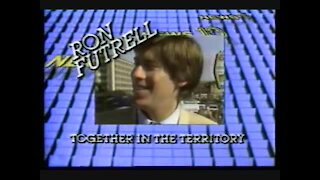 Commercial for Ron Futrell in 1980s