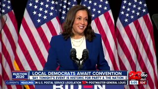 Local democrats await convention