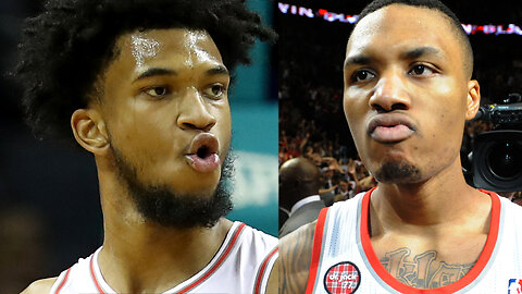 Damian Lillard MURDERS Marvin Bagley In Rap Battle After Bagley Said HE Was A Better Rapper