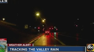 Flood advisory issued in Cave Creek - Video