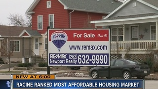 Study: Racine most affordable place to live in the world - Video